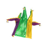 Mardi Gras Jester Hat Stock Photography