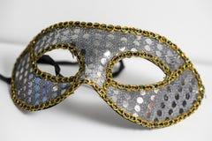 Mardi Gras Mask royaltyfri foto