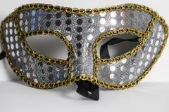 Mardi Gras Mask arkivfoton