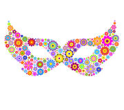 Mardi gras mask Royalty Free Stock Photo