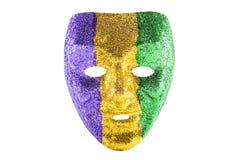 Mardi Gras Mask arkivfoto
