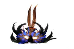 Mardi Gras Mask. Mask from Ball Royalty Free Stock Photography