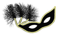 Mardi Gras Mask Stock Photo