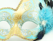 Mardi Gras Mask Stock Photos