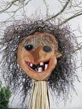 Mardi Gras maskering Arkivbild