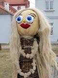 Mardi Gras maskering-kvinna Royaltyfria Foton