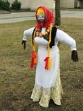 Mardi Gras maskering-kvinna Royaltyfria Bilder
