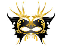 Mardi Gras, Masquerade Party Mask. File easy to edit Royalty Free Stock Photography