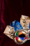 Mardi gras masques Stock Photos