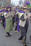 Mardi Gras Music Royalty Free Stock Images