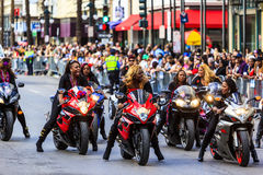 Mardi Gras New Orleans Stock Afbeelding