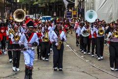 Mardi Gras New Orleans Royalty-vrije Stock Afbeeldingen