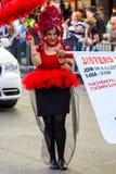 Mardi Gras New Orleans Royalty-vrije Stock Foto's