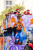 Mardi Gras New Orleans Royalty-vrije Stock Afbeelding