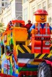 Mardi Gras New Orleans Royalty-vrije Stock Fotografie