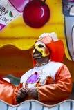 Mardi Gras New Orleans Stock Foto's