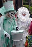 Mardi Gras-paar Stock Foto's