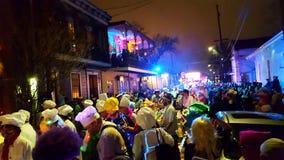 Mardi Gras Parade immagine stock
