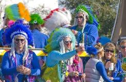 Mardi Gras Parade stock images