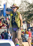 Mardi Gras Parade Stock Images