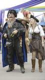 Mardi Gras Parade Royaltyfri Fotografi