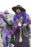 Mardi Gras Parade Royalty-vrije Stock Afbeelding