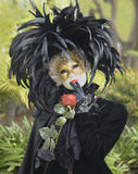 Mardi Gras Parade & festival Fotografie Stock