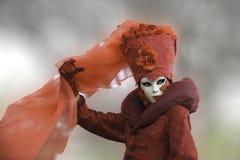 Mardi Gras Parade & Festival Royalty Free Stock Photo