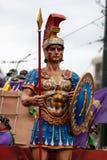Mardi Gras Parade New Orleans fotos de stock