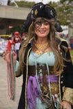 Mardi Gras parade Royalty Free Stock Photography
