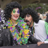 Mardi Gras parade Stock Photography