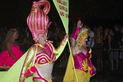 Mardi Gras Parade in Sydney Stock Photos