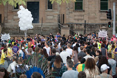 Mardi Gras Parade Sydney 2014 Fotos de archivo libres de regalías