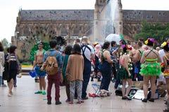 Mardi Gras Parade Sydney 2014 Fotos de archivo