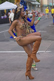 Mardi Gras Samba Stock Photo