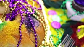 Mardi Gras stock video