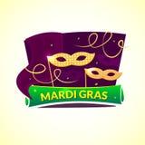 Mardi Gras Vector Illustration Image stock