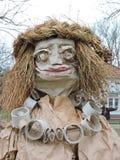 Mardi Gras-vrouwenmasker royalty-vrije stock fotografie