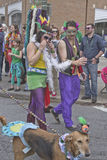 Mardi Gras Whimsey Stock Photography