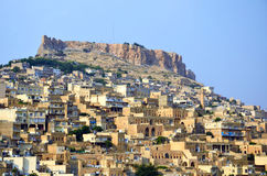 Mardin Castle Stock Images