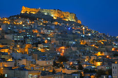 Mardin Castle Royalty Free Stock Photo