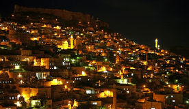 Mardin city royalty free stock images