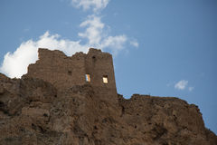 Mardin fortress Stock Photography