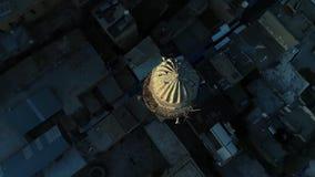 Mardin minaret top view