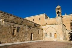 Mardin Old City Church Stock Photos