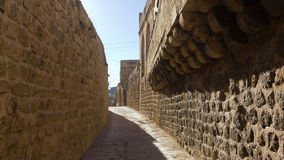 Mardin Old City Streets stock image