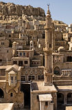 Mardin stone homes Royalty Free Stock Image