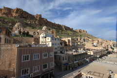 Mardin City in Turkey. Royalty Free Stock Photos