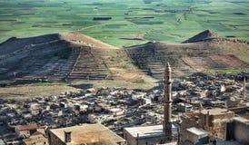Mardin Turkije royalty-vrije stock foto's