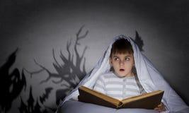 Mardrömmar av barnet Royaltyfri Fotografi